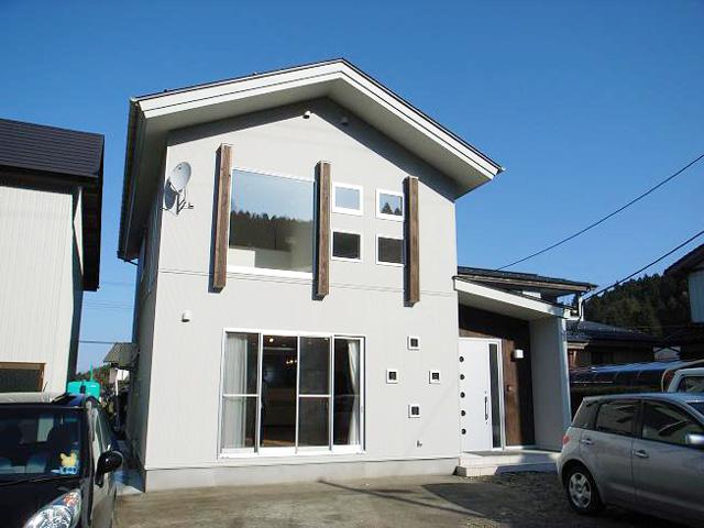 祖父の建てた車庫がデザイン住宅に|三条市|S様邸の画像
