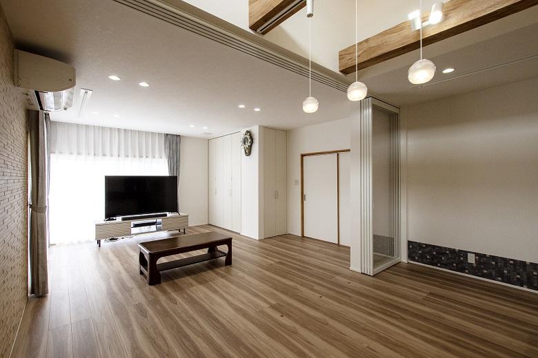 家族が集うLDKリノベーション|新潟市北区|T様邸の画像